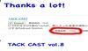 Tackcast8